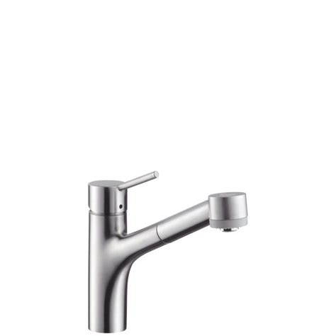 hansgrohe talis s one handle deck mounted kitchen faucet handle deck mounted kitchen faucet spray pull hansgrohe