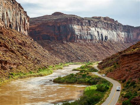 scenc byways discovering the scenic byways of moab