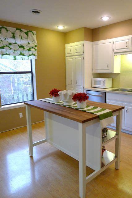 stenstorp ikea kitchen island white oak