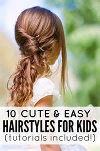 Lazy Girl Hairstyles Easy Hairstyles To Do At Home » Ideas Home Design