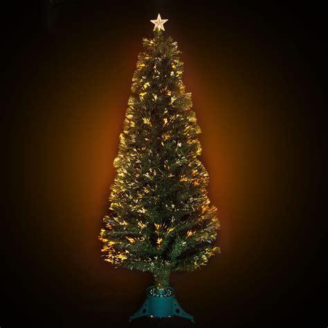 tree with fibre optic lights 9161 fiber optic tree with starburst 180cm