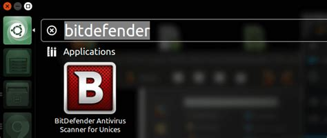 scan linux linux virus scan with the free bitdefender for unices