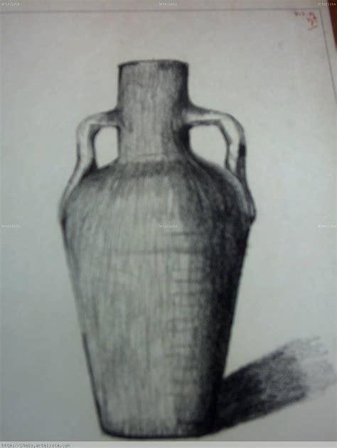 imagenes de jarrones a lapiz dibujos de jarrones imagui