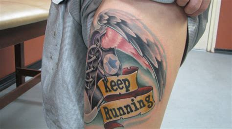 the worst running tattoos of all time complex