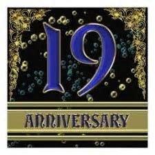12 best images about 19th Anniversary Gift Ideas on