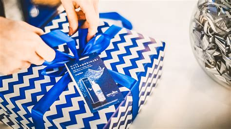personal gift wrapping services grey goose gifting caign results in digit sales