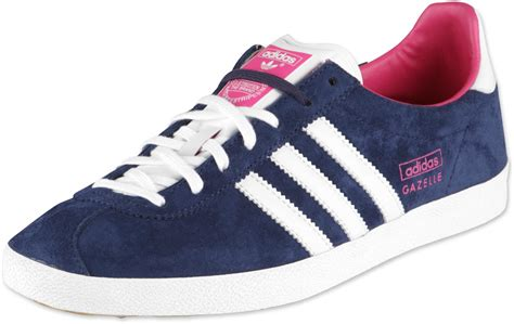 Adidas Gazelle adidas gazelle og w calzado azul rosa