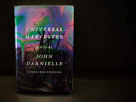 universal harvester a novel books in universal harvester mountain goats lyricist reaps a