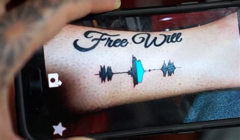 sound wave tattoos are soundwave tattoos really all they re cracked up to be