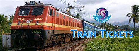 train   reservations booking  operators