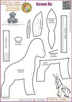 pattern for felt donkey 1000 images about felt farm amimals on pinterest cow