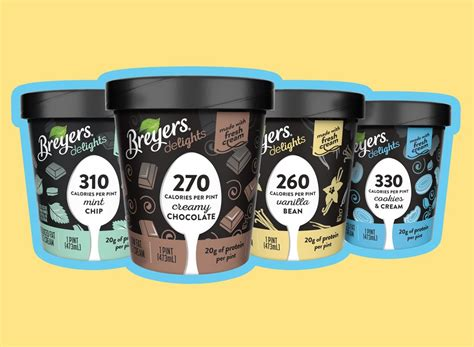 Detox Cal Score by Score A Look At Breyers New Low Cal High Protein
