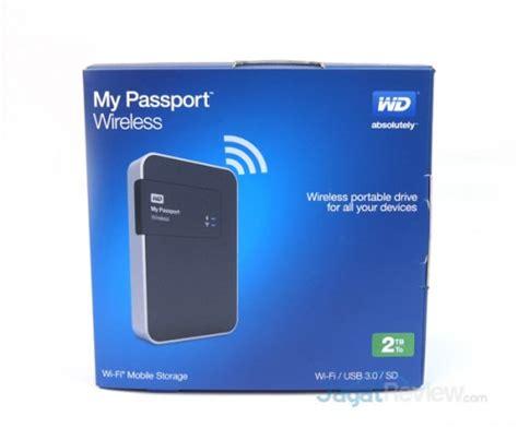 Hardisk Eksternal 120gb review wd my passport wireless 2tb hdd eksternal otg cocok untuk yang bermobilitas tinggi