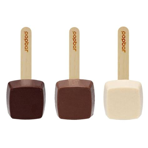 on a stick popbar chocolate on a stick the green
