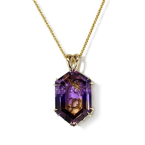 for jewelry ametrine fish necklace jewelry designs