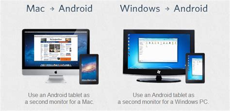 android monitor air display for android use your tablet as a wireless secondary monitor