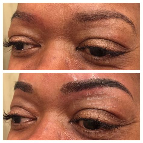 tattoo eyebrows in maryland 17 best images about microblading eyebrows by julie nguyen