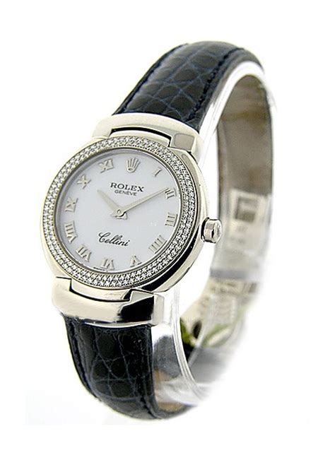 Rolex 152 Silver White 6671 9 rolex cellini cellissma wg essential watches