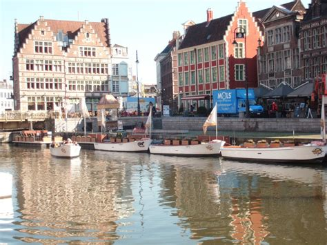 boat tour ghent boat trips in the historical heart of ghent