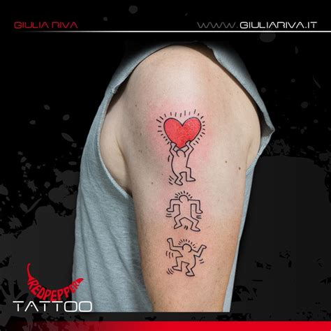 keith haring tattoo 72 best keith haring images on