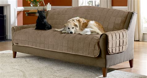 pet hair resistant couch covers sure fit slipcovers pet solutions to the rescue