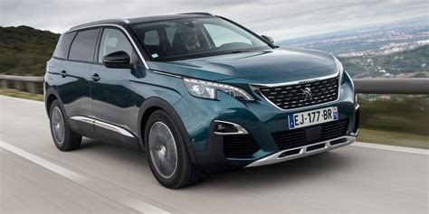 peugeot cars price 2018 peugeot 5008 pricing and specs photos