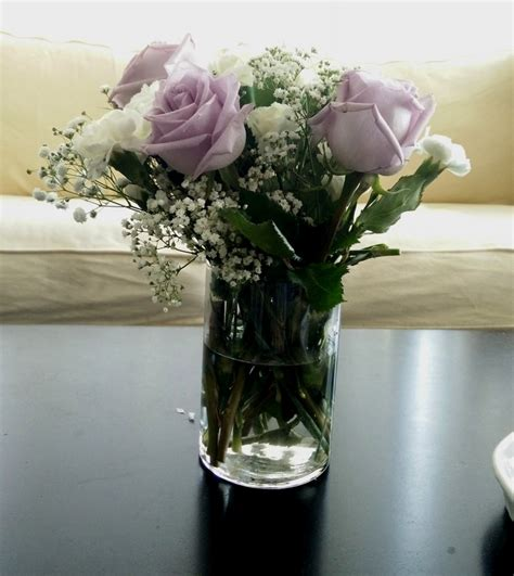 coffee table flower arrangements diy floral centerpiece home decor for coffee table