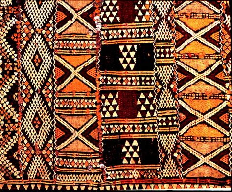 tribal pattern artists african art