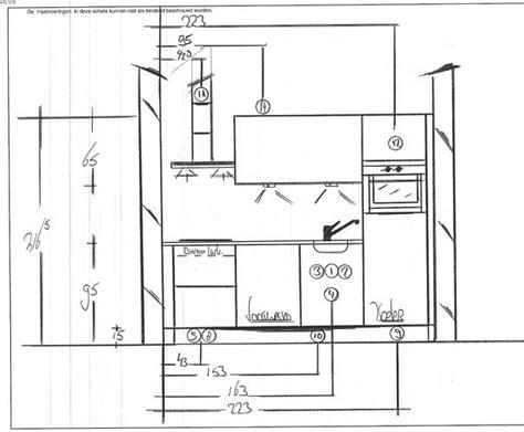 keuken hoogte werkblad hoogte aanrecht keuken