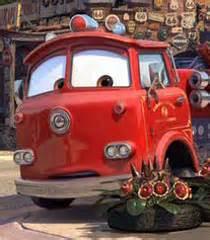 voice  red cars   voice actors