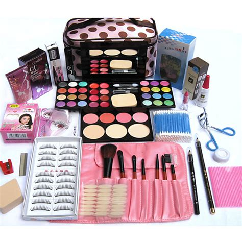 Make Up Wardah Fullset professional make up set makeup cosmetics kit in