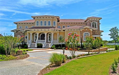 tour a waterfront home in wilmington n c hgtv com s 4 85 million waterfront mansion in wilmington nc homes