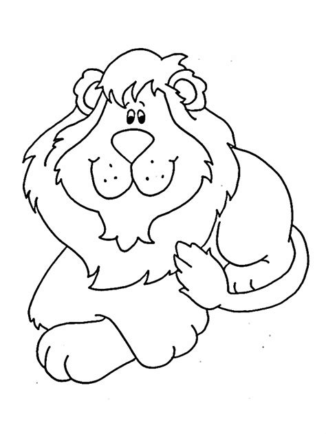 free animal coloring pages kids coloring sheets