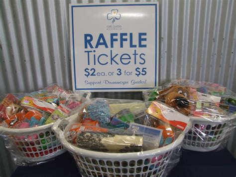 raffle ideas for christmas party the winners are raffle prizes galore win hire for your next kid s drummoynegirlguides