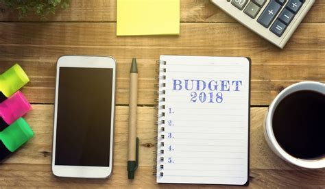 5 tips to make your 2018 budget moneytips