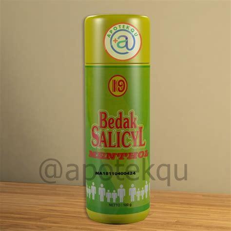 Bedak Salicyl bedak salicyl hijau apotekqu apotekqu