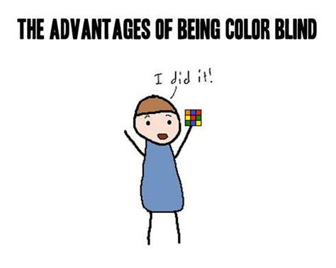 6 Advantages Of Staying At Color Blind Jokes