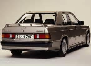Mercedes 190e Specs Mercedes 190 E 2 3 16v Specs 1984 1985 1986 1987