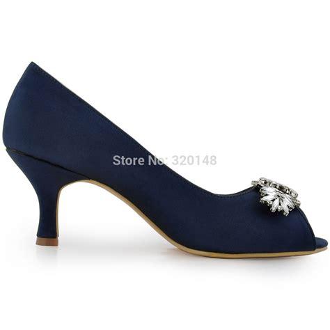 navy blue womens  dressed shoes atpro fashion style