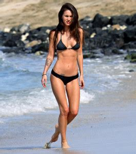 22 best celebrity bodies how to get megan fox body shape the right workout and