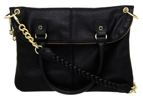 Burch Tote Vs Steve Madden Bag by Steve Madden Bmaxie Sm Convertible Tote Bag In Black Lyst