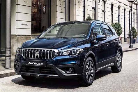 maruti suzuki sx4 s cross price new maruti s cross 2017 price launch specifications