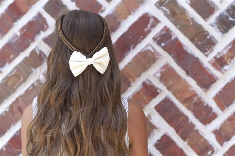 back to school hairstyles plaits infinity braid tieback back to school hairstyles cute