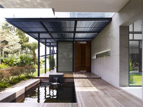 Zen Home Design Singapore Calming Zen House Design Bringing Japanese Style Into