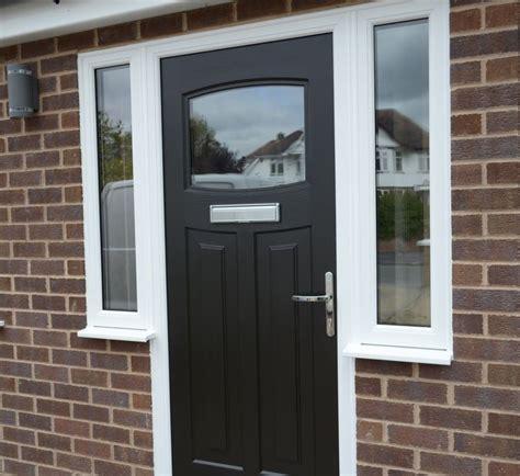 Plain Front Door Rockdoor Newark Composite With Plain Glass Front Door Glasses