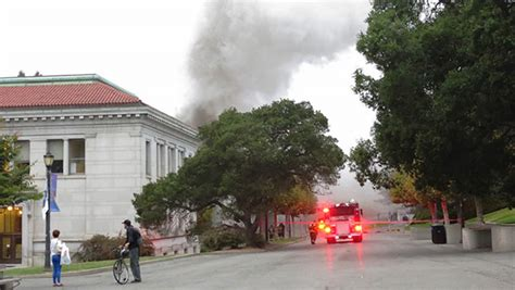 Berkeley Mba At Canada College by Uc Berkeley Cus Reopens After Blast Blackout News