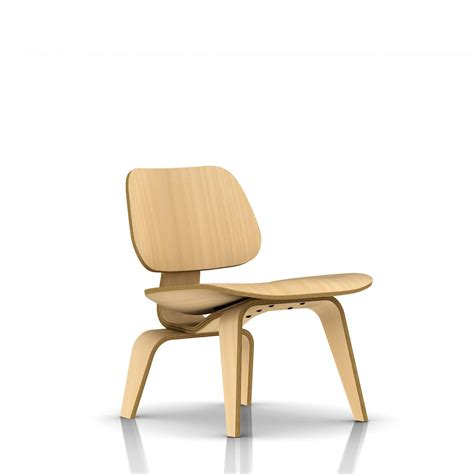 Plywood Chairs by Herman Miller Eames 174 Molded Plywood Lounge Chair Wood