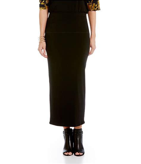 Check Amount On Dillard S Gift Card - eva varro long straight skirt dillards
