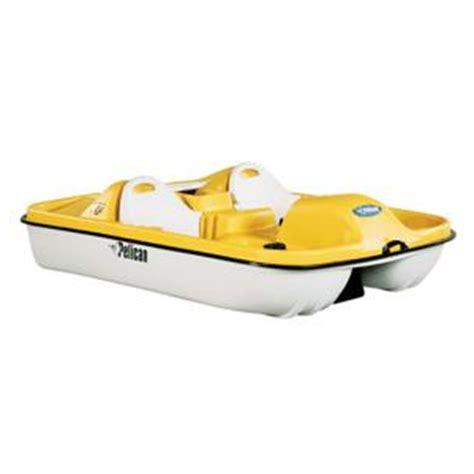 pedal boat yellow yellow and white fiji pedal boat home hardware ottawa