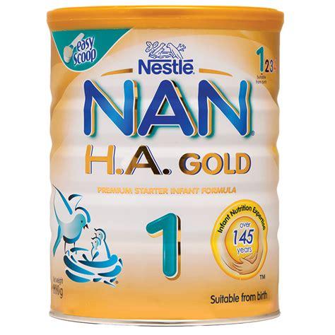 Formula Nan Ha 1 Nan Ha 1 Gold Bifidus 800g Chemist Warehouse